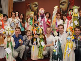 Етно-Sweet вечірка та майстер клас з виготовлення ляльки-мотанки