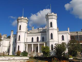 Шарівський палац планується відкрити для відвідувачів