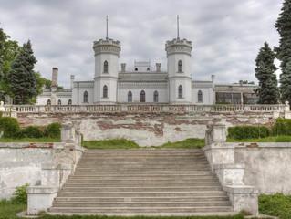 """15 жовтня - круглий стіл у Харкові """"Шарівський палац - руїна чи перлина?"""""""