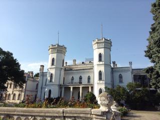 Фонду передадуть Шарівський палац