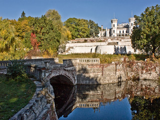 Шарівський палац: руїна чи перлина?