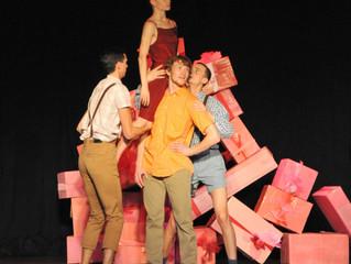 Культурно-світоглядний салон знайомить із сучасною хореографією