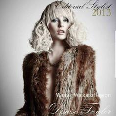 Morphe Hair NZ Editorial Stylist 2013