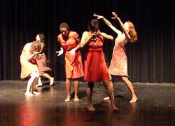 dancer group