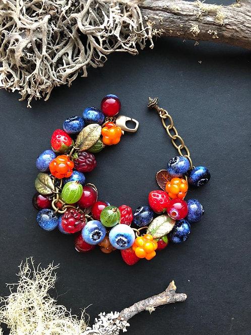 Berries bracelet
