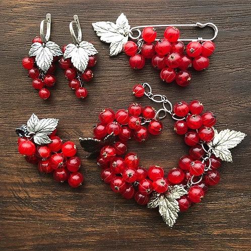 Red Currant bracelet