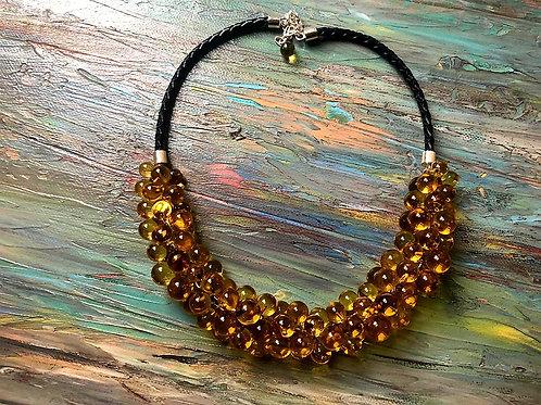 """Necklace """"Caviar"""""""