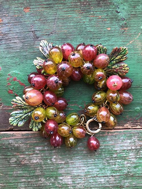 """Bracelet """"Gooseberries"""""""