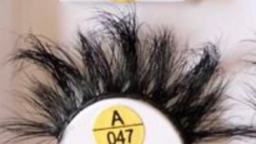 You Could Never 25mm Mink Lash A47