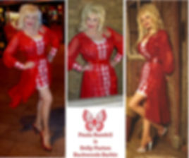 Best Dolly Parton Lookalike/Tribute Comparison with Dolly Herself!
