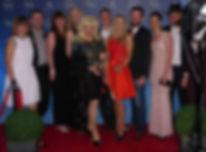 Dolly Parton Tribute Red Carpet CMA Awards Peugeot