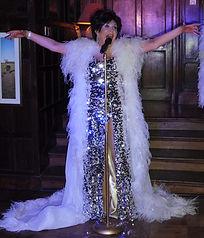 Shirley Bassey Tribute BBC Proms Costume