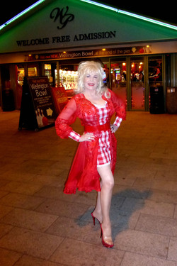Dolly Parton Tribute Act Lookalike