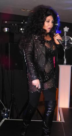 Cher Tribute Lookalike