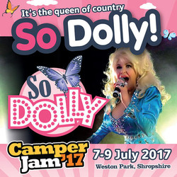 Dolly Parton Tribute Poster