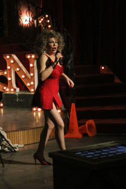 Tina Turner Impersonator/Tribute