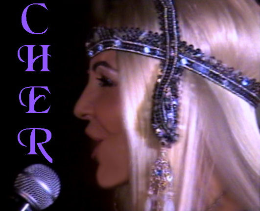 Cher Tribute Act Impersonator