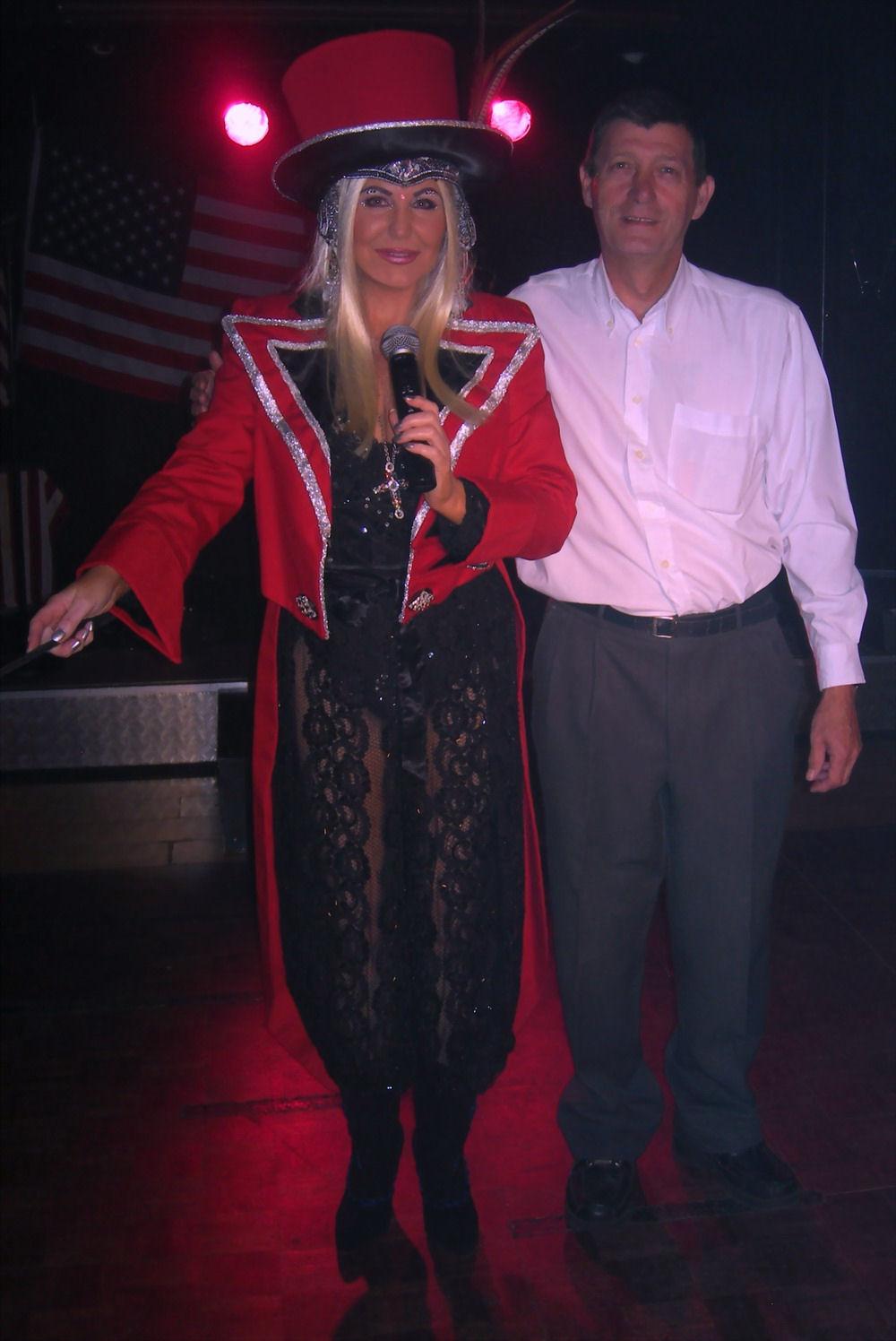 Cher Tribute Act Impersonator Paula