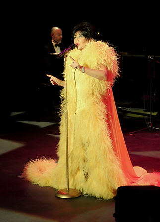 Dame Shirley Bassey Tribute Theatre Show