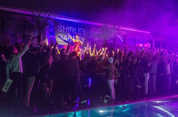 Shirley Bassey Tribute New Years Eve