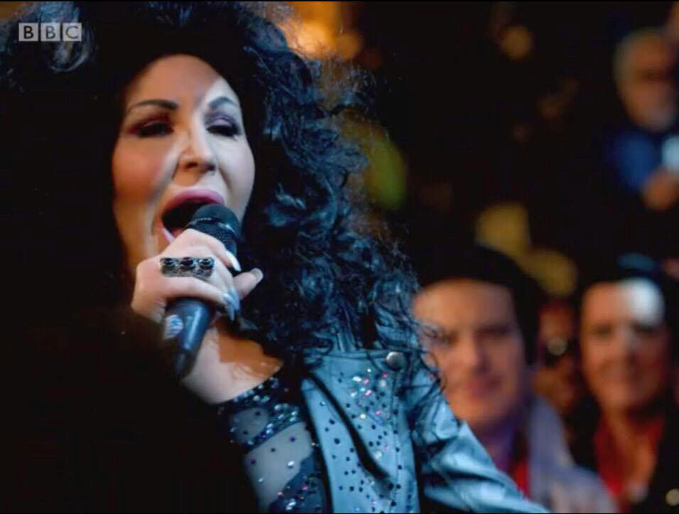 Cher Impersonator Tribute