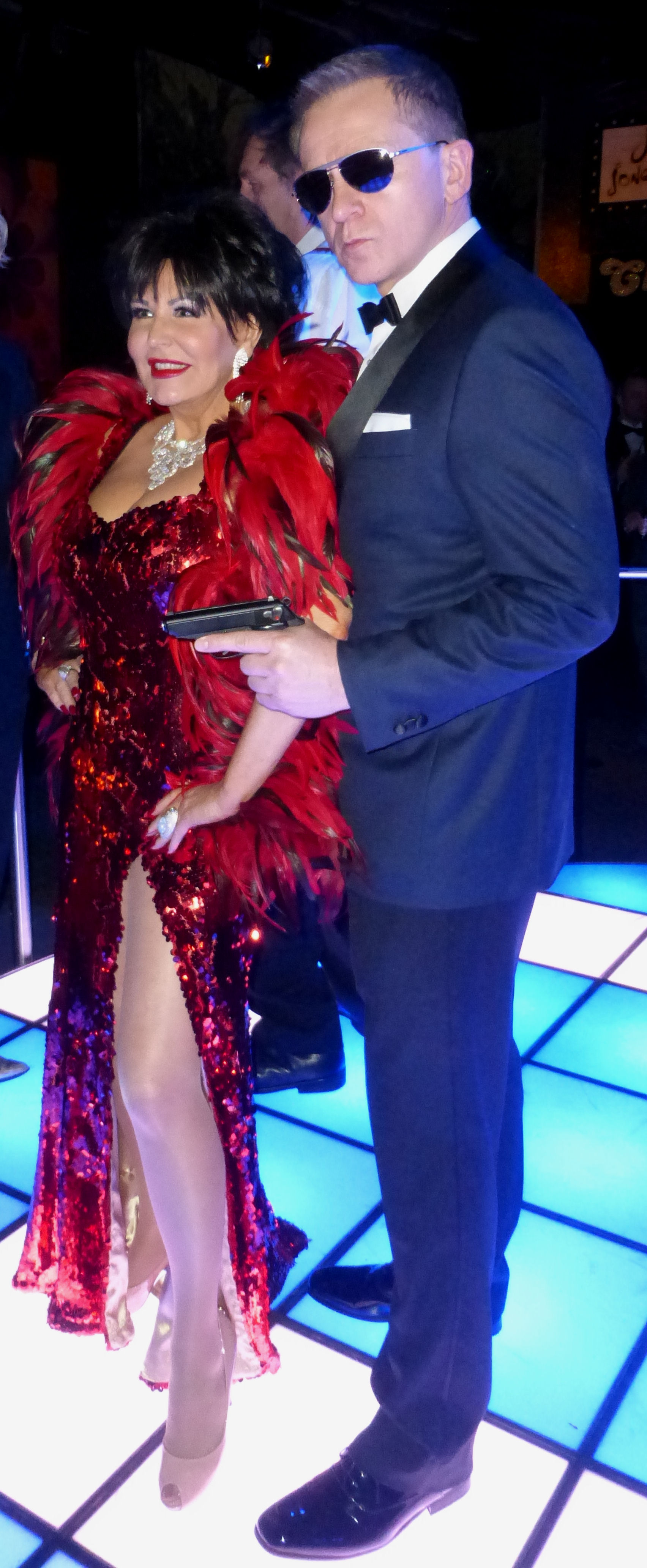 Shirley Bassey Tribute Act