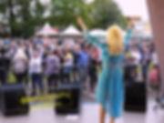 Dolly Parton Tribute 02 London Replica Costume