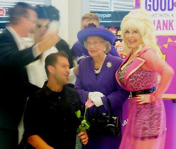 Dolly Parton Tribute Lookalike