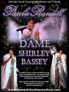 Best Dame Shirley Bassey Photos Poster
