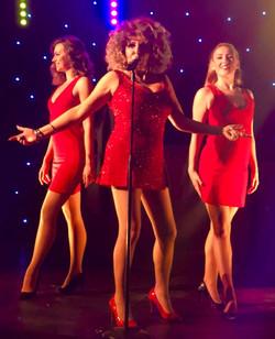 Tina Turner Performs Private Dancer