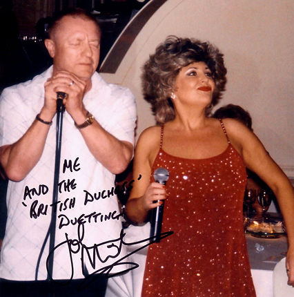 Tina Turner Tribute & John Miles