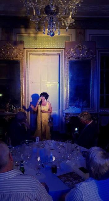 Shirley Bassey Tribute Impersonator