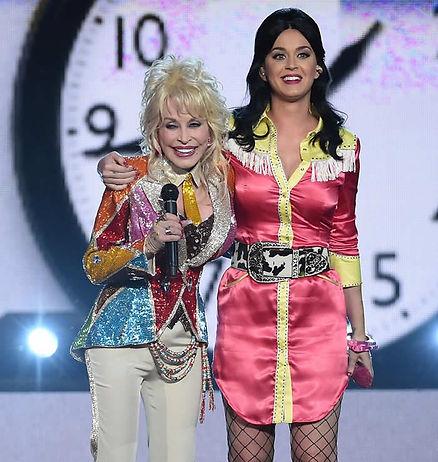 Dolly Parton & Katy Perry