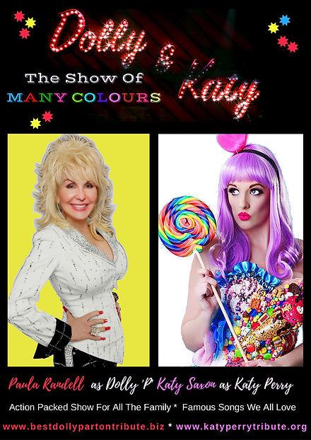 Dolly Parton Paula Randell & Katy Perry Tribute