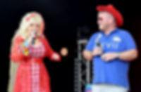 Dolly Parton Impersonator Tribute