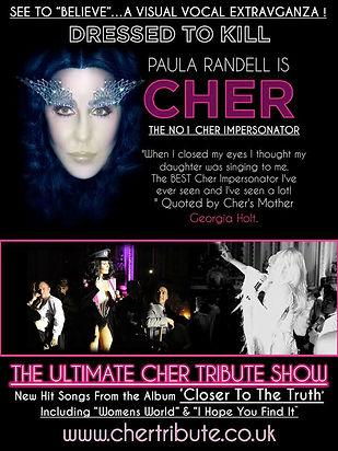 Cher Tribute Paula Randell