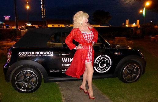 Dolly Parton Tribute Best UK Lookalike