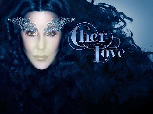 Cher Dressed To Kill Tour Poster