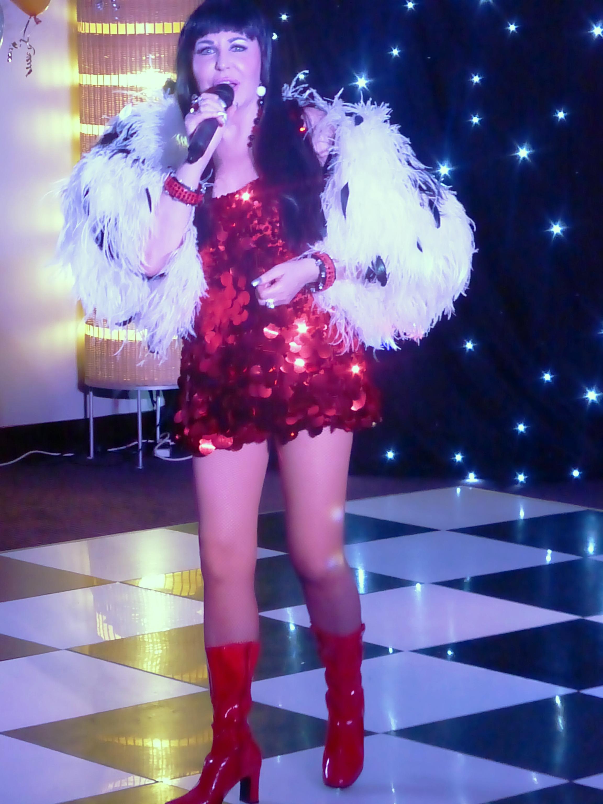 Cher Impersonator Paula Randell