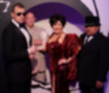 Dame Shirley Bassey Bassey Meets James Bond