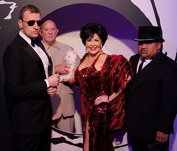 Dame Shirley Bassey Bassey Meets James Bond