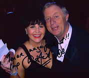 Shirley Bassey Tribute and Celebrity Chris Tarrant
