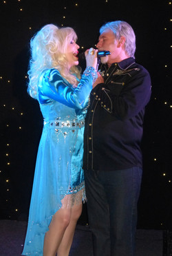 Dolly Parton Tribute Act Paula
