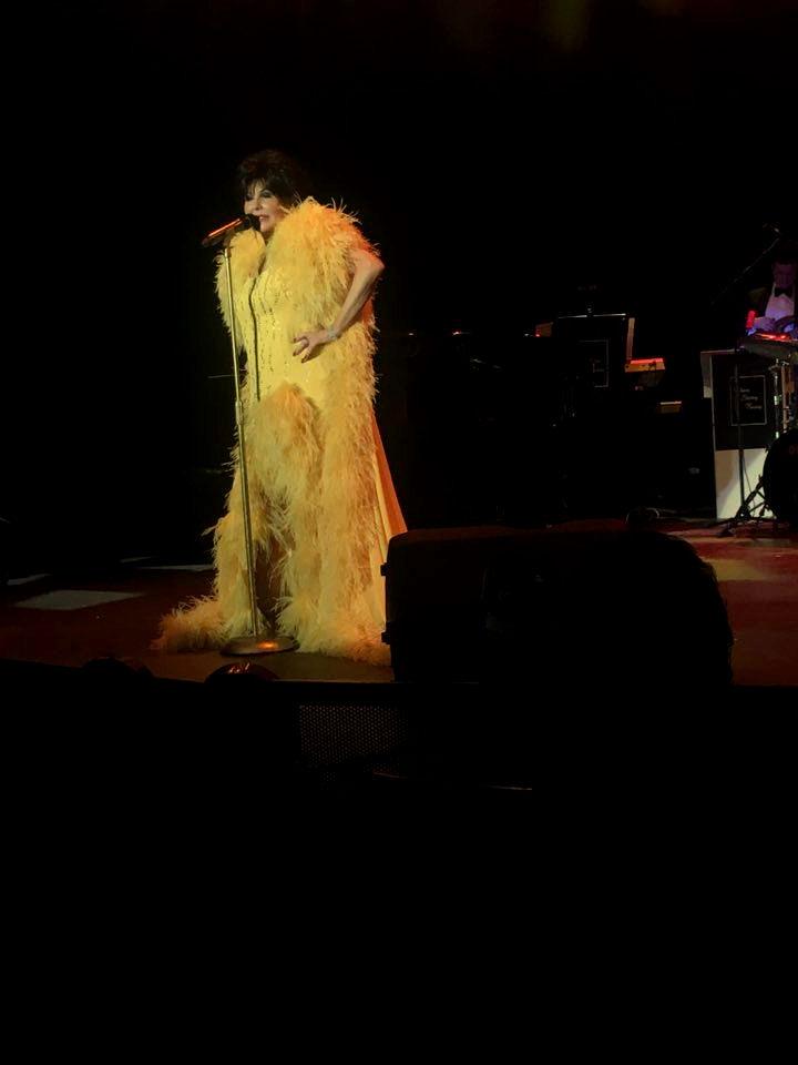 Shirley Bassey International Tribute