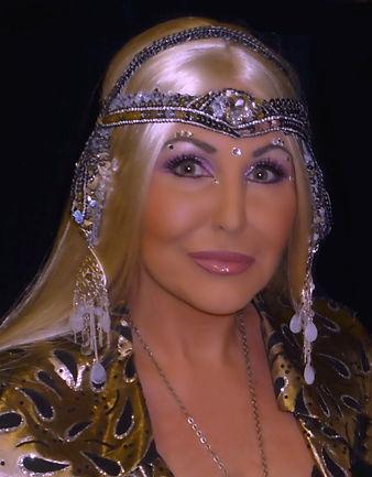 Paula Randell Cher Tribute Impersonator Photo