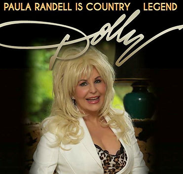 Dolly Parton Tribute Paula Randell