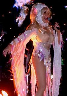 Cher Tribute Paula Randell Replica Las Vegas Believe Costume