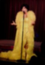 Shirley Bassey Tribute Show