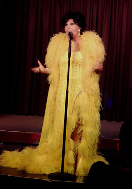 Shirley Bassey Tribute Show