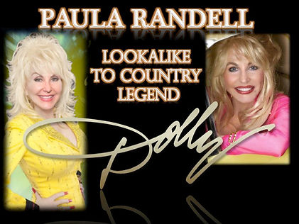 Dolly Parton Tribute Celebrity Lookalike